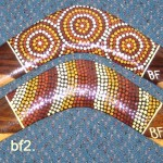 Aboriginal Art Dot Paintings For Web Search