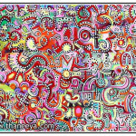 Aboriginal Dot Paintings Art Central