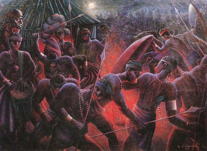 About Time African American Artist Archibald John Motley