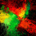 Abstract Acrylic Painting Canvas Fabianomillani Deviantart