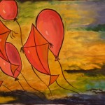 Abstract Art Gallery For Sale Soaring High