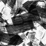 Abstract Expressionist Black And White Painting Ink Gallery