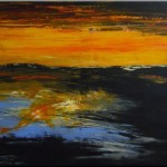 Abstract Landscape Paintings Nataera From Plein Air Landscapes