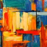 Abstract Oil Painting Modern Paintings
