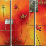 Abstract Paintings Modern Oil Painting China