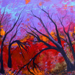 Abstract Paintings Painting Acrylic
