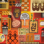 African Art And Crafts Painting Fine