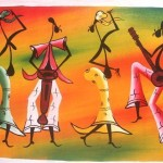 African Paintings Buy From Wood South Africa Kwazulu Natal