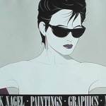 After Patrick Nagel Paintings Lot