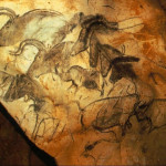 Ahonetestoneimages Wall Painting Chauvet Cave