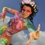 Airbrush Body Painting Art Around The World