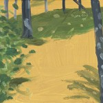 Alex Katz Green Shadow