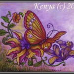 All About Butterfly Artist