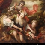 Allegory Spring Franco Flemish School Wikigallery The