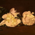 Also Love Manet Small Flower Paintings