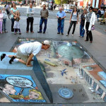 Amazing Illusion Street Arts Click The Images Enlarge
