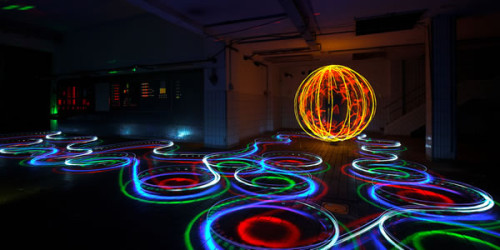 Amazing Light Paintings Abduzeedo Design Inspiration