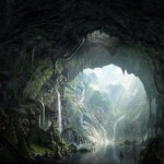 Amazing Movie Matte Paintings From Professional Artists Models