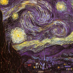 Amazing Paintings Van Gogh Famous