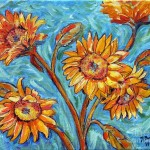 Amazing Van Gogh Paintings Vincent Poppy Field Google Art
