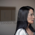 American Actress And Model Lucy Liu Preview Her Art