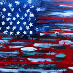 American Flag Painting Flickr Sharing