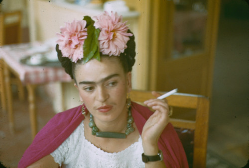 Anarchy Roses Viva Frida Kahlo