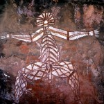 Ancient Aboriginal Paintings Resolution Pictures