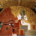 Ancient Egypt Art Painting