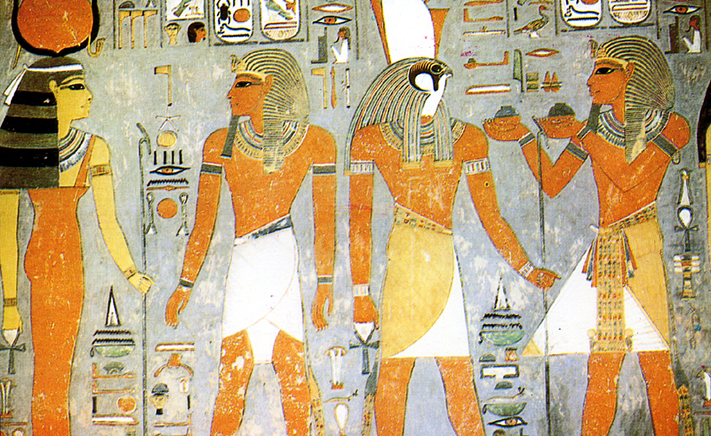 Ancient Egypt Paintings