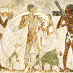 Ancient Egyptian Mural Paintings