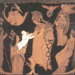 Ancient Greek Vase Paintings Group Picture Image Tag