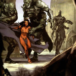 And Action John Carter Movie Concept Art Dvd Blu Ray Release Today