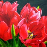 And Oil Paintings Flower Painting Watercolor