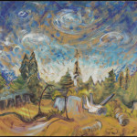 And Sky Emily Carr Canadian Art Listings Professional