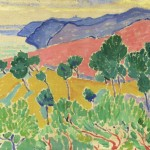 Andr Derain Landscape The Sea Art