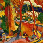 Andre Derain The Chawed Rosin