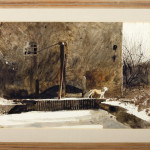 Andrew Wyeth Paintings Northeast Auctions Prices Antiques Blog
