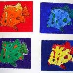 Andy Warhol Color Theory Animals