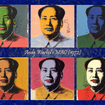 Andy Warhol Mao Silkscreens Were Banned From Mainland China