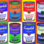 Andy Warhol Supermarket Styles