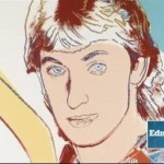 Andy Warhol Wayne Gretzky Painting Sought Art Collector