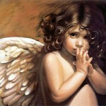 Angels Ren Are The Sensual Paintings Nancy Noel