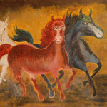 Animal Portraits Gallery Art For Sale Some Wild Horses