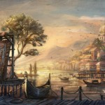 Anno Venice Oil Painting Wall Online
