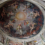 Another Circular Piece Renaissance Art Angles Wings And Halos
