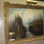 Antique Art Oil Paintings Watercolours Hamilton For Sale