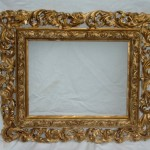 Antique Italian Rococo Gilt Painting Frame For Sale Antiques
