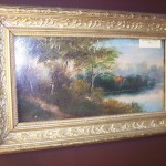 Antique Oil Painting Bytes