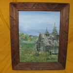 Antique Oil Painting Haslam For Sale Windsor Ontario Classifieds